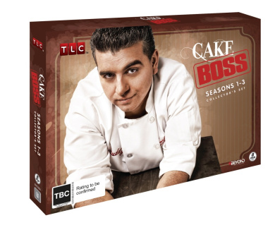 Cake Boss Collector's Set [DVD_Movies]