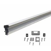 M-D Building Products 87791 WS059 200cm Aluminium Locking Slide Bolt Combination Astragal