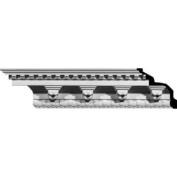 Stockport 17cm H x 240cm W x 17cm D Crown Moulding