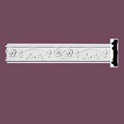 Crown Moulding White Urethane 8.3cm H Hartford Ornate | Renovator's Supply