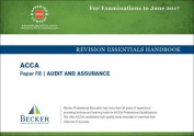 ACCA Approved- F8 Audit and Assurance