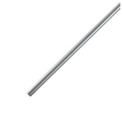 0.6cm X 30cm Solid Stainless Steel Rod