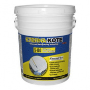5570-1-30 White Silicone Roof Coating & #44; 18.9l