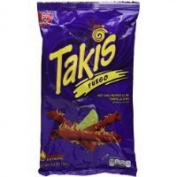 Bracel, Takis, Fuego Hot Chilli Pepper & Lime Tortilla Chips, 290ml Bag (Pack of 3) Thank you for using our service