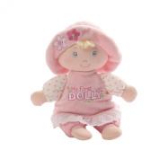 Gund Baby My First Dolly Blonde Rattle, 18cm