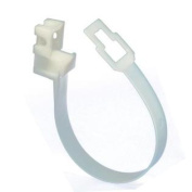 Arlington TL20-100 The Loop Cable Hangers Hanger for Communications Cable Support, 100-Pack, 5.1cm Regular