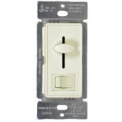 WESTGATE Slide Combination Controls, 2.5A Fan, 360W Switch, Ivory