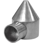 Midwest Air Technologies : 5.1cm - 1cm 1-Way Bullet Cap