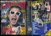 KERRANG! Magazine Issue 643