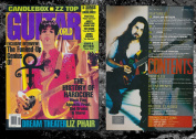 magazine GUITAR WORLD  November 1994