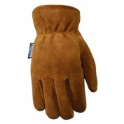 Wells Lamont 1063XX Suede Cowhide Glove-Type G 100 Gramme Thinsulate Lined Mens...