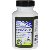 NuTru, Inc., O-Mega-Zen³ + EPA, 40 Vegan Softgels