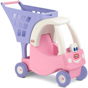 Little Tikes Princess Cosy Coupe Shopping Cart