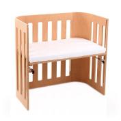 NSAuk Coconut and Bamboo Mattress for Babybay Trend