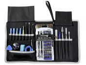LB1 High Performance Pro Tech Precision Repair Tool Kit for Cell Phones, iPhones, Smart Phones, Tablets, Laptops, Computers, and Electronics