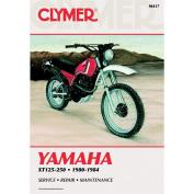 Clymer Repair Manual M417