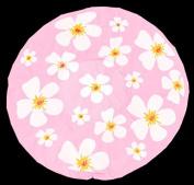 Shower Cap Shower Cap Pink Flower Design