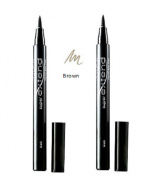 2 x Avon Superextend Liquid Eyeliner - Brown
