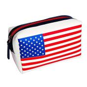 Make-up Bag USA Flag