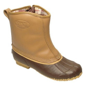 Women's Superior Boot Co. Pull-on Duck Tan