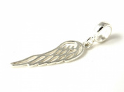 Genuine Solid Silver 925 Guard angel charm bead compatible with Pandora bracelet