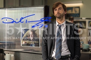 David Tennant Poster Photo 12x8 Signed PP Actor Autograph Print Perfect Gift Collectible