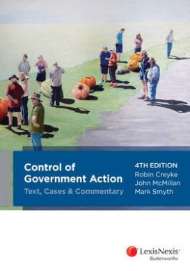 Control of Government Action - Text, Cases & Commentary