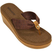 Women's Tidewater Sandals Smithfield Brown Brown