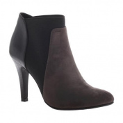 Women's Madeline Shake A Leg Ankle Booties Charcoal