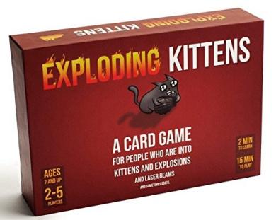 Exploding & Kittens Original Edition