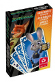 Zootropolis Happy Families and Action Card Game