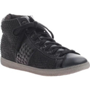 Women's OTBT Samsula 2 Black Leather