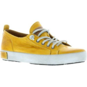 Women's Blackstone JL21 Low Rise Sneaker Butterscotch Full Grain Leather