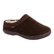 Women's Old Friend Curly Slipper Chocolate Brown