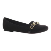 Women's Madeline Sunday Best Loafer Black Synthetic