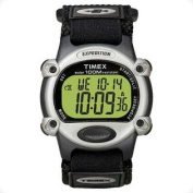T48061E4 Expedition Chrono Digital Timer Men's Watch, Black