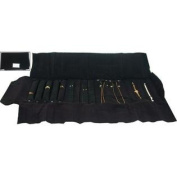 Black Velvet Jewellery Roll Combo Travel Jewellery Roll