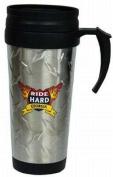 Georgia Travel Mug- SS/Diamond Plate Case Pack 24