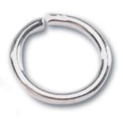 Jewellery Designer Slimpack Silver Metal Findings-7mm Jump Ring 36/Pkg