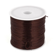 Elastic Making Beading Jewelery Bracelet Necklace Thread Cord String Brown