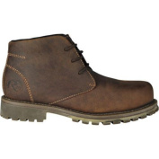 Men's Roadmate Boot Co. Chukka 13cm Work Boot Steel Toe Olive Brown Greenland Leather
