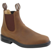 Blundstone Dress Series Boot Brown Crazy Horse