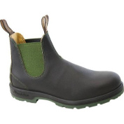 Blundstone Super 550 Series Boot Stout Brown/Olive