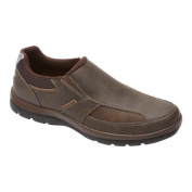 Men's Rockport Get Your Kicks Slip On Brown