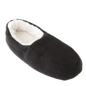 Leisureland Men's Fleece Lined Cosy Slippers