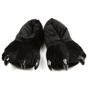 Leisureland Unisex Bear Paw Slippers
