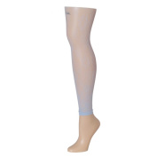 Memoi Women's Lace Footless Tights