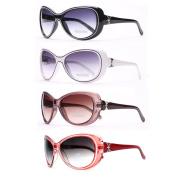 DASEIN by Anais Gvani Women's Wide Sunglasses