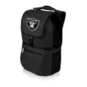 NFL Zuma Insulated Cooler Backpack, Oakland Raiders