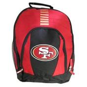 NFL San Francisco 49ers Primetime Laptop Backpack